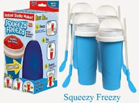 Волшебный стаканчик Soueezy Freezzy
