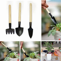 Комплект садовых мини инструментов 3 шт.