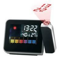 Часы с метеостанцией и проектором