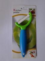 Овощечистка керамическая kitchen peeler