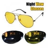 Антибликовые очки капли Night View Glasses