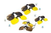 Поляризационные насадки на очки CLIP-ON