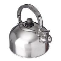 Чайник стальной 2,3л(хром)