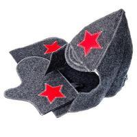"""Набор банный """"Буденовец"""" 3 пр"""