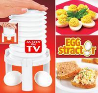"""Устройство для чистки варёных яиц """"Eggstractor"""""""