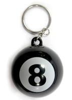 Брелок шар ответов Magic 8 ball.