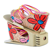Приспособление для компактного хранения обуви