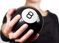 """Шар ответов - """"Magic 8 ball"""""""