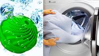 Моющие шары с турмалином в стиральную машину
