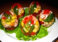 Контейнеры для варки яиц без скорлупы Лентяйка.